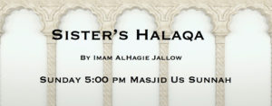 Sisters Only Lecture @ Masjid Us-Sunnah | Madison | Wisconsin | United States